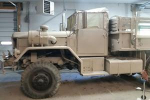 American General M813A1 5 ton 6x6 cargo truck 10 speed manual transmission