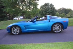 2008 Chevrolet Corvette LS3
