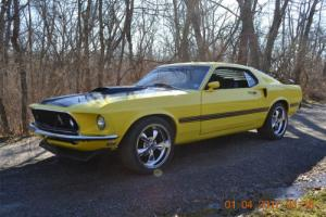 1969 Ford Mustang MACH 1 MACH-1