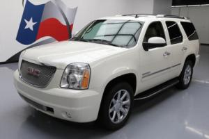 2012 GMC Yukon DENALI SUNROOF NAV DVD REAR CAM 20'S Photo