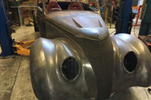 Hot Rod- 1936 Ford- LS3- unfinished project