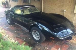76 Chevrolet Corvette STINGRAY (Black) CHEAP for Quick Sale