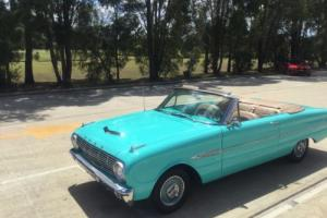 Ford Falcon Convertible 63 Model like new