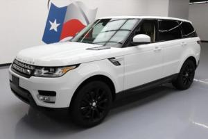 2014 Land Rover Range Rover Sport HSE 4X4 PANO ROOF NAV