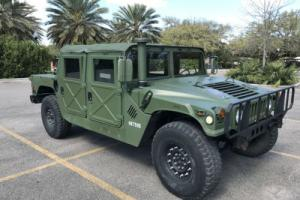 1990 AMERICAN MILITARY HMMWV HUMMER H1 AM GENERAL M998