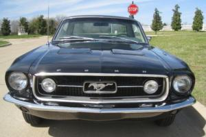1967 Ford Mustang 289 GT