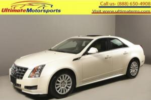 2013 Cadillac CTS 2013 LUXURY COLLECTION PANO LEATHER WARRANTY