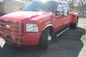 2005 Ford F-350 SUPERDUTY