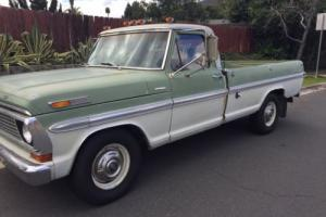 1970 Ford F-250 Photo