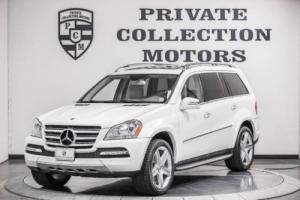 2011 Mercedes-Benz GL-Class Photo