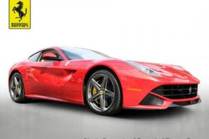 2013 Ferrari F12berlinetta 2dr Coupe