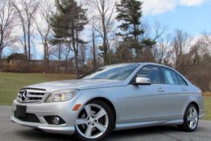 2010 Mercedes-Benz C-Class 4dr Sedan C300 Sport 4MATIC