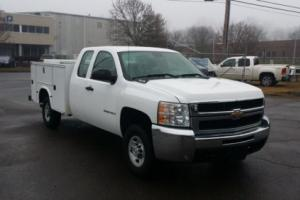 2009 Chevrolet C/K Pickup 2500 2500HD