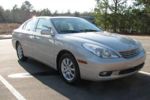 2004 Lexus ES 330 Base 4dr Sedan --