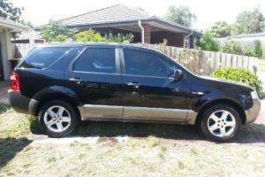 car ford territory AWD 7seater