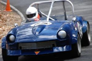 Triumph Spitfire Race Car