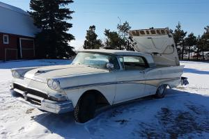 1958 Ford Galaxie Skyliner Retractable | eBay