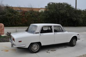 1971 Alfa Romeo Berlina Photo