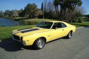 1968 AMC Javelin SST Photo