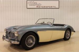 1961 Austin Healey 3000 Mark I BT7 --