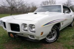 1970 Pontiac GTO JUDGE RAM AIR III