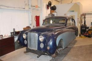 1961 Jaguar Mark IX --