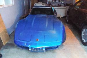 1976 Chevrolet Corvette stringray Photo