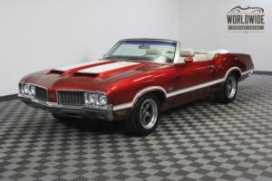 1970 Oldsmobile 442 CONVERTIBLE. 455 V8. TRIBUTE. RESTORED!
