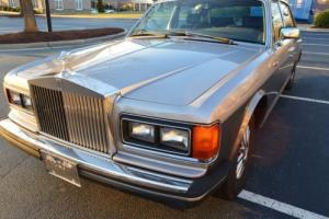 1986 Rolls-Royce Silver Spirit/Spur/Dawn Silver Spur Photo