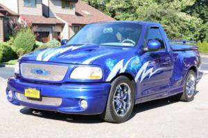 2003 Ford F-150 Lightning Show Truck Photo