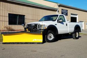 2002 Ford F-350 61k Miles!!!  Meyer Snow Plow