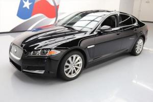 2013 Jaguar XF 2.0T SUNROOF NAV CLIMATE LEATHER