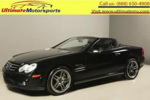 2008 Mercedes-Benz SL-Class 2008 SL65 AMG NAV LEATHER HEAT/COOL SEAT 55K MILES