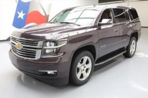 2015 Chevrolet Tahoe LTZ 4X4 SUNROOF NAV DVD 20'S Photo