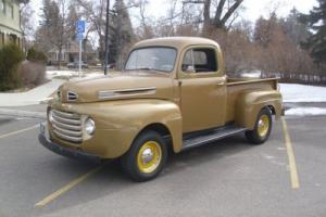1950 Ford Other Pickups Pickup