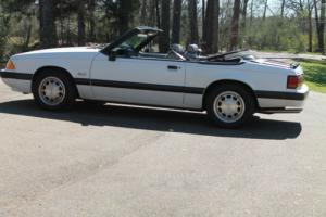 1990 Ford Mustang GT  OPTIONS  5.0  W/AUTOMATIC