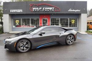 2015 BMW i8 Base AWD 2dr Coupe