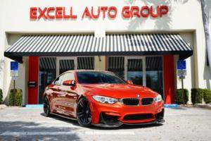 2015 BMW M4 2dr Coupe Photo