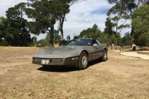 Corvette 1986 C4 Coupe
