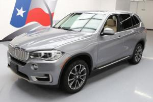2014 BMW X5 SDRIVE35I PANO SUNROOF NAV REAR CAM