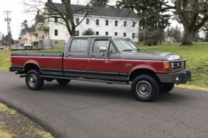 1991 Ford F-350 XLT LARIAT Photo