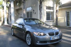 2007 BMW 3-Series Hardtop Convertible Photo