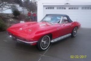 1965 Chevrolet Corvette Stingray Photo