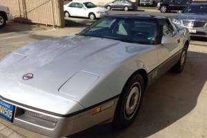 1985 Chevrolet Corvette Photo