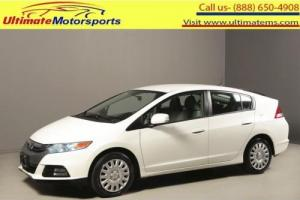 2012 Honda Insight 2012 HYBRID ECON MODE CRUISE XENONS