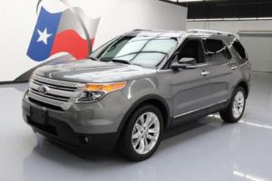 2014 Ford Explorer XLT NAV HTD LEATHER 3RD ROW 20'S