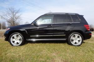 2014 Mercedes-Benz GLK-Class 2014 MERCEDES-BENZ GLK250 AWD BLUETEC DIESEL
