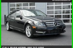 2013 Mercedes-Benz C-Class Photo