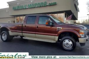 2008 Ford F-350 KING RANCH/DUALLY//SUNROOF/NAVIGATION