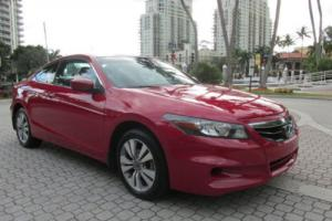 2011 Honda Accord 2dr I4 Automatic LX-S